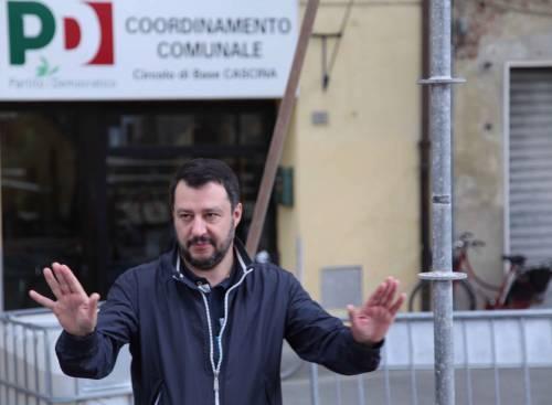"""Salvini contro Re Giorgio: """"Ritirati, l'età avanza per tutti"""""""