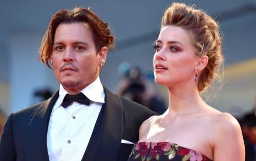 Johnny Depp e Amber Heard: foto 4