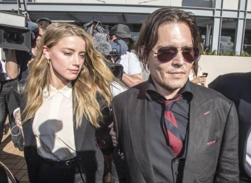 Johnny Depp e Amber Heard: foto 6