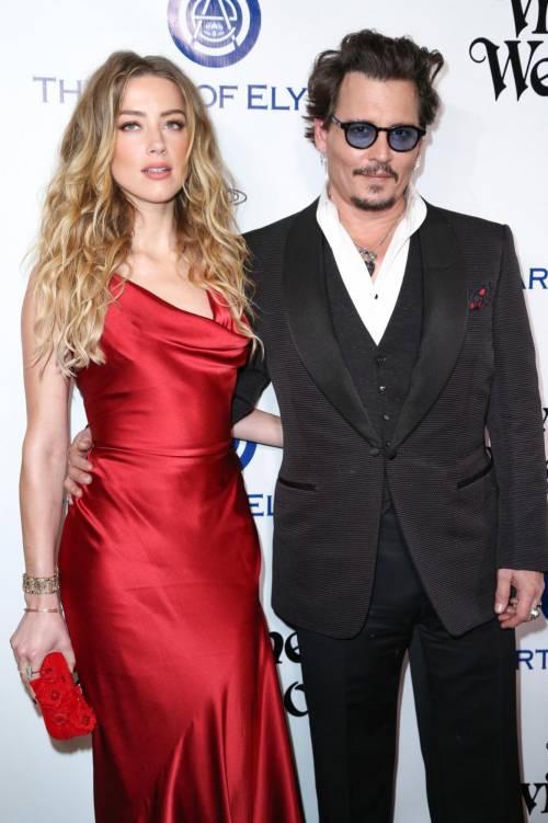 Johnny Depp e Amber Heard: foto 7