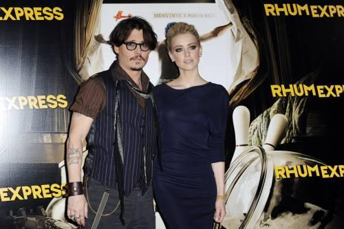 Johnny Depp e Amber Heard: foto 10