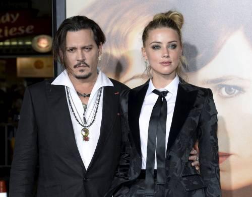 Johnny Depp e Amber Heard: foto 9