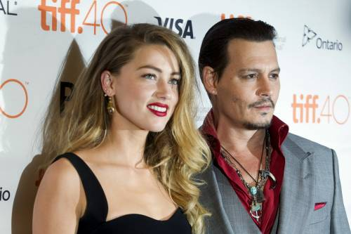 Johnny Depp e Amber Heard: foto 11