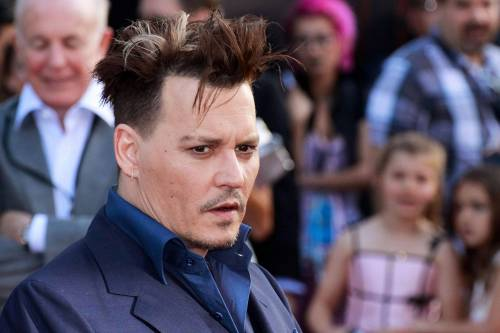 Johnny Depp e Amber Heard: foto 12