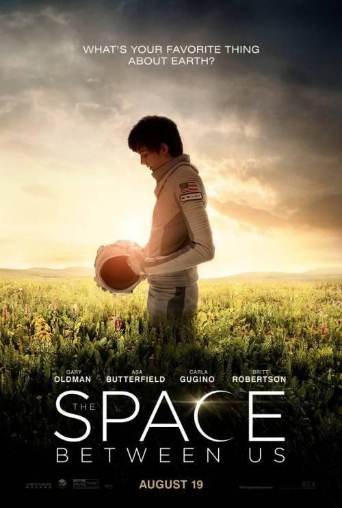 The Space Between Us, storia d'amore del primo umano nato su Marte