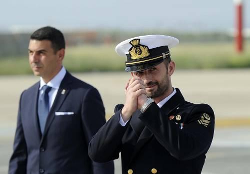 """Marò, moglie di Girone: """"Sono trascorsi 6 anni, ma siamo ancora fermi"""""""