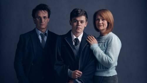 Harry Potter, ecco la famiglia dello spettacolo teatrale