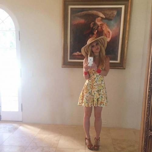 Britney Spears con gli occhiali, foto 13