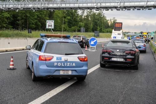 Buonanno, le foto dell'incidente mortale 6