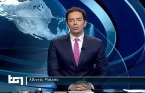 Il Tg1 ignora Buonanno: morte cancellata dai titoli