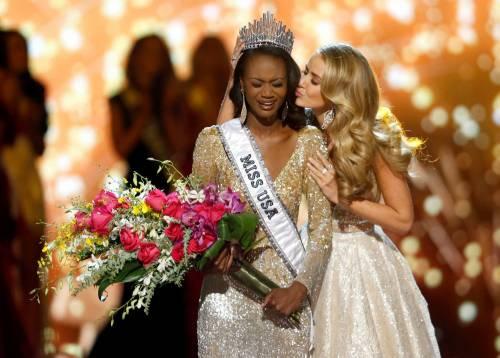 Deshauna Barber, nuova miss USA: foto 4