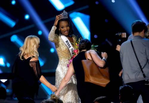Deshauna Barber, nuova miss USA: foto 5