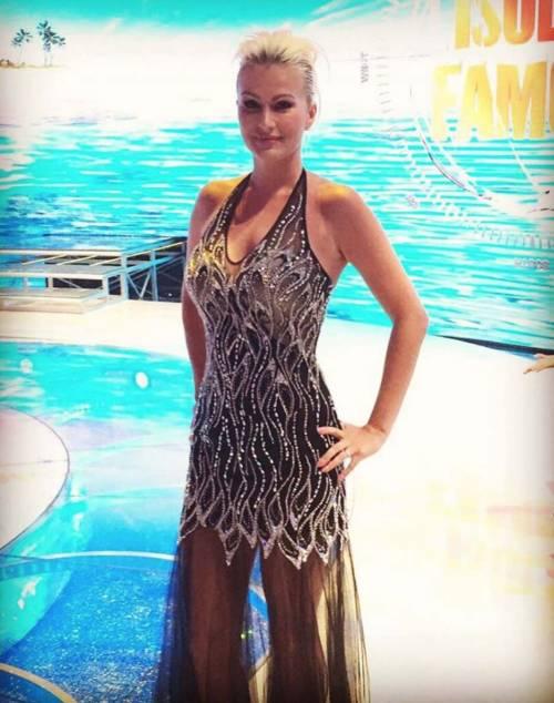 Mercedes Henger vista da mamma Eva su Instagram 4