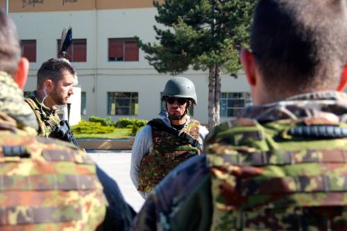 """Operare Embedded in Aree di crisi"" 4"