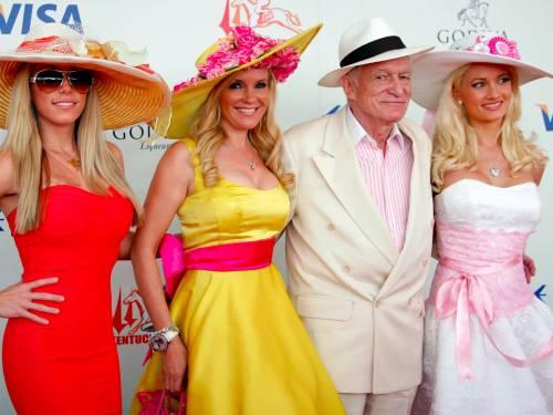 Mansion e conigliette, il fantastico mondo di Playboy: foto 8