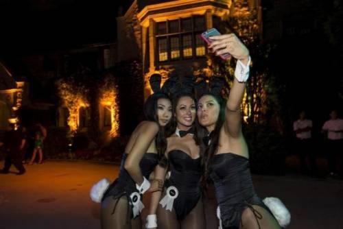 Mansion e conigliette, il fantastico mondo di Playboy: foto 5