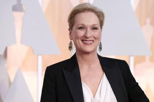 """Weinstein licenziato, Meryl Streep parla per la prima volta: """"Disgustoso"""""""