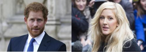 Principe Harry: è Ellie Goulding la sua principessa?
