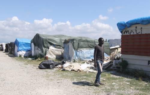 Nella tendopoli degli immigrati di San Ferdinando 3
