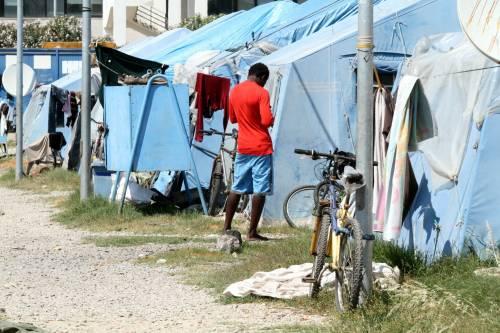 Nella tendopoli degli immigrati di San Ferdinando 4
