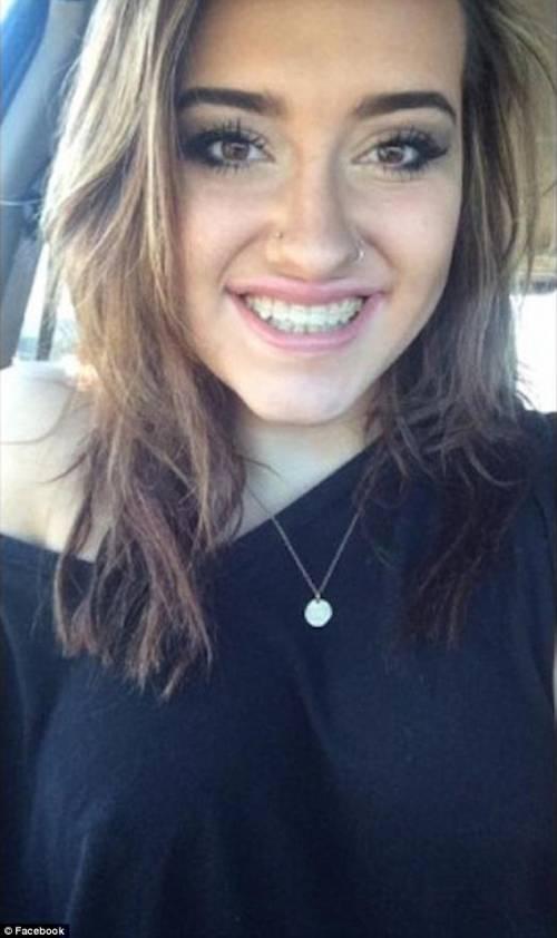 Kaitlyn Juvik, sospesa da scuola perché senza reggiseno 3