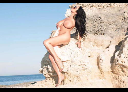 I topless VIP su social network, immagini 28