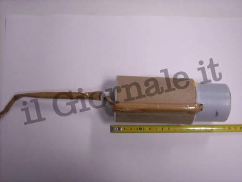 Ecco le bombe artigianali trovate dagli artificieri in Italia 7
