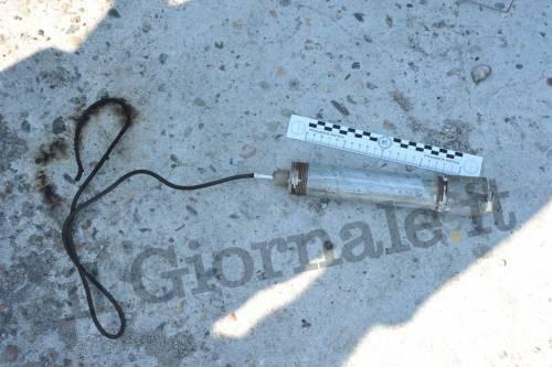 Ecco le bombe artigianali trovate dagli artificieri in Italia 8