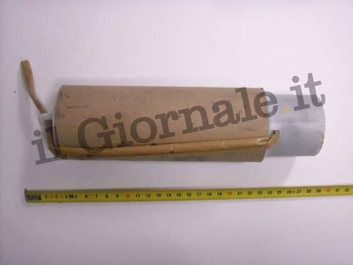 Ecco le bombe artigianali trovate dagli artificieri in Italia 10