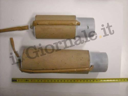 Ecco le bombe artigianali trovate dagli artificieri in Italia 9
