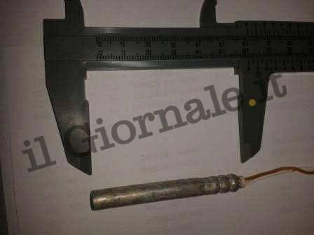 Ecco le bombe artigianali trovate dagli artificieri in Italia 20