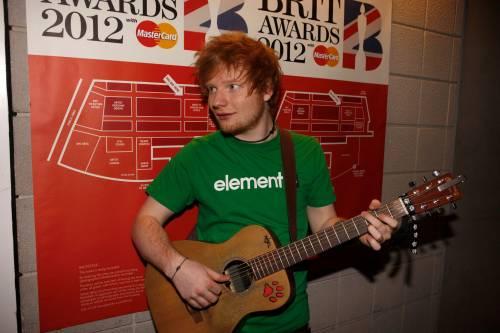 Ed Sheeran, causa per plagio da 20 milioni di dollari