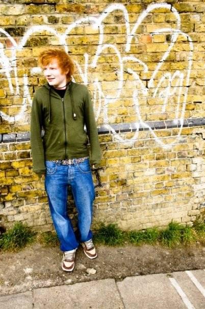 Ed Sheeran, le foto dell'artista in concerto 4
