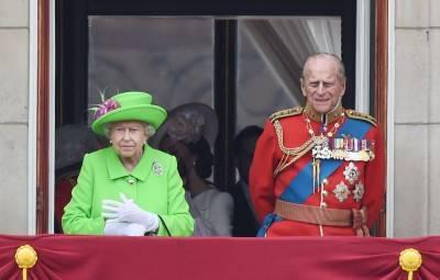 I 90 anni della regina Elisabetta: la Royal Family al balcone di Buckingham Palace 4