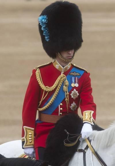 I 90 anni della regina Elisabetta: la Royal Family al balcone di Buckingham Palace 11