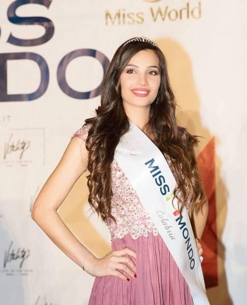 Giada Tropea, Miss Mondo Italia 2016 10