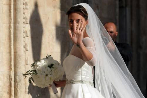 Flavia Pennetta e Fabio Fognini sposi 6