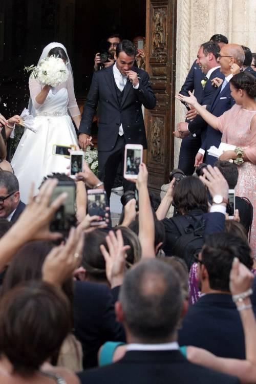 Flavia Pennetta e Fabio Fognini sposi 11