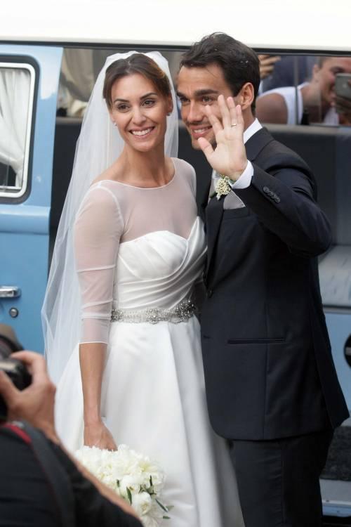 Flavia Pennetta e Fabio Fognini sposi 25