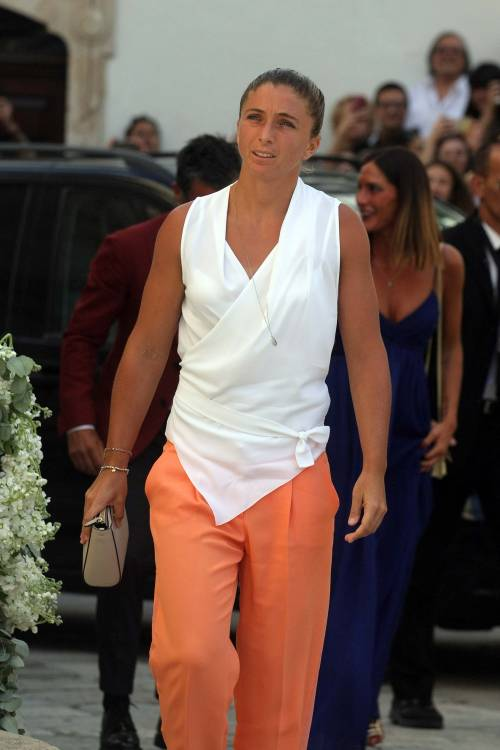 Flavia Pennetta e Fabio Fognini sposi 31