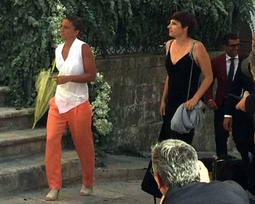 Flavia Pennetta e Fabio Fognini sposi 36