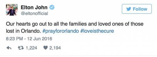 VIP per Orlando sui social network, immagini 20