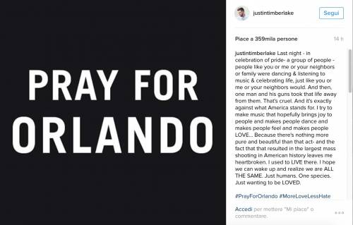 VIP per Orlando sui social network, immagini 46