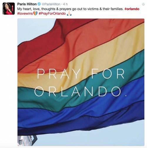 VIP per Orlando sui social network, immagini 2