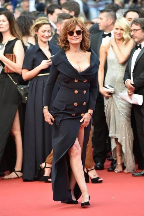 Susan Sarandon, le dichiarazioni dell'attrice al Taormina Film Fest 3