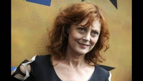 Susan Sarandon, le dichiarazioni dell'attrice al Taormina Film Fest 6