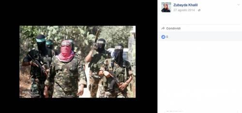 La madre di Sumaya (Pd) celebra i jihadisti su Fb 4