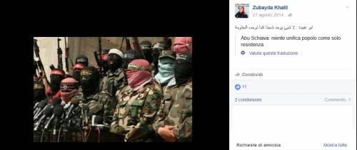 La madre di Sumaya (Pd) celebra i jihadisti su Fb 8