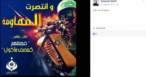 La madre di Sumaya (Pd) celebra i jihadisti su Fb 7