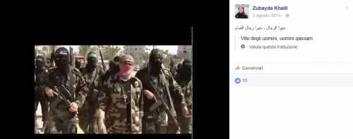 La madre di Sumaya (Pd) celebra i jihadisti su Fb 9